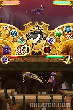 The Legend Of Spyro Dawn Of The Dragon Review For Nintendo Ds
