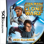 Star Wars: The Clone Wars &#150 Jedi Alliance box art