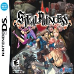Steal Princess box art