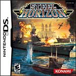 Steel Horizon box art