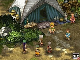 Suikoden Tierkreis screenshot