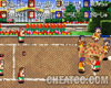 Super Dodgeball Brawlers screenshot - click to enlarge