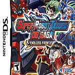 Super Robot Taisen OG Saga: Endless Frontier box art
