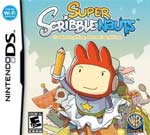 Super Scribblenauts box art