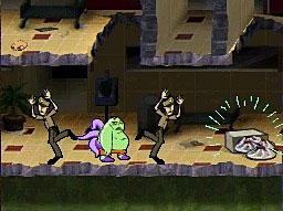 Teenage Zombies: Invasion of the Alien Brain Thingys! screenshot
