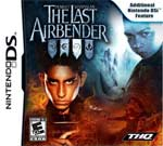 The Last Airbender box art