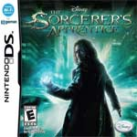 The Sorcerer's Apprentice: The Video Game box art