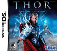 Thor: God of Thunder Box Art