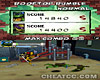 Teenage Mutant Ninja Turtles: Arcade Attack screenshot - click to enlarge