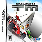 Trackmania DS box art