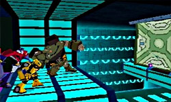 Transformers Animated: The Game screenshot