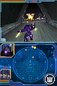 Transformers: War for Cybertron - Autobots/Decepticons screenshot