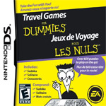 Travel Games For Dummies box art