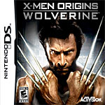 X-Men Origins: Wolverine box art