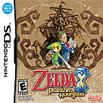 The Legend of Zelda: The Phantom Hourglass box art