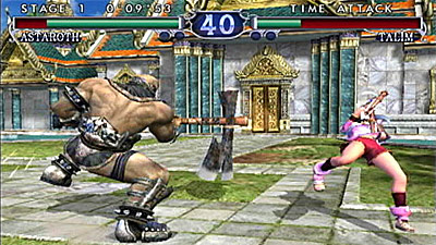 21st Century Gaming: A Retrospective article - Soul Calibur II