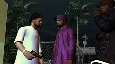 21st Century Gaming: A Retrospective article - Grand Theft Auto: San Andreas