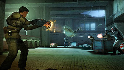 21st Century Gaming: A Retrospective article - Half Life 2
