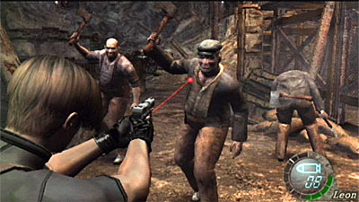 21st Century Gaming: A Retrospective article - Resident Evil 4