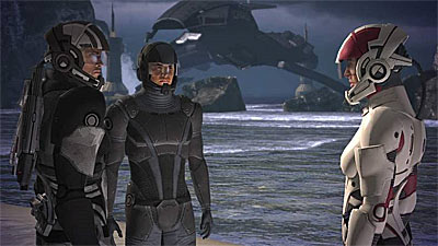 21st Century Gaming: A Retrospective article - Mass Effect