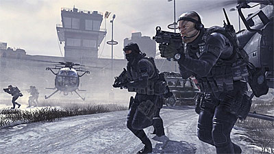 21st Century Gaming: A Retrospective article - COD: Modern Warfare 2
