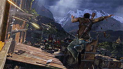 21st Century Gaming: A Retrospective article - Uncharted 2