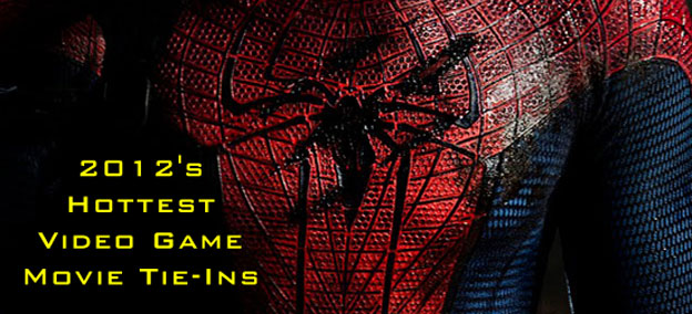2012's Hottest Video Game Movie Tie-Ins