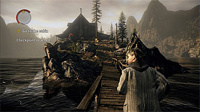 Alan Wake Interview