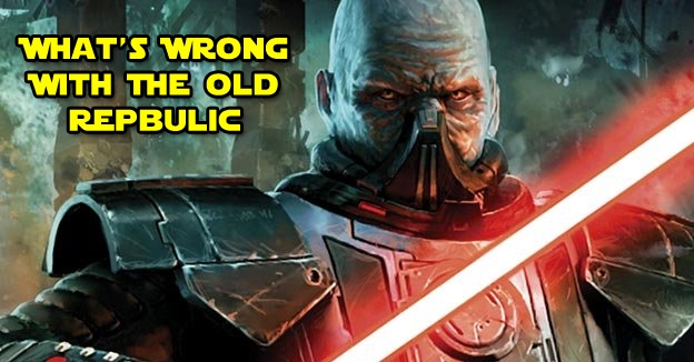 A Lesson Learned From The Old Republic's Booth At E3