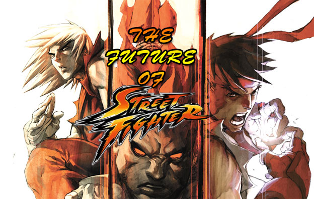 A Look Into The Future Of Street Fighter