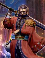 Sir Auron (Final Fantasy X)