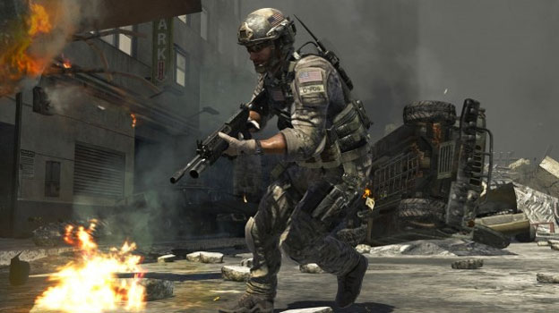 Modern Warfare 3 Vs. Battlefield 3