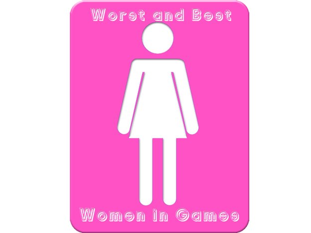 Worst & Best Women In Video Games