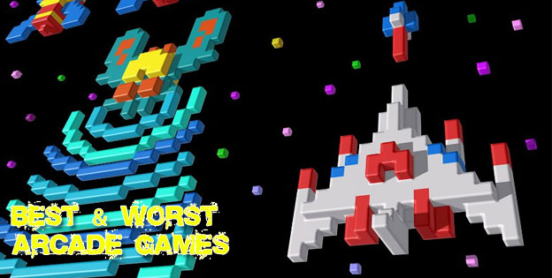 The Best And Worst Arcade Games