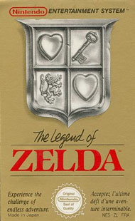 Legend of Zelda franchise