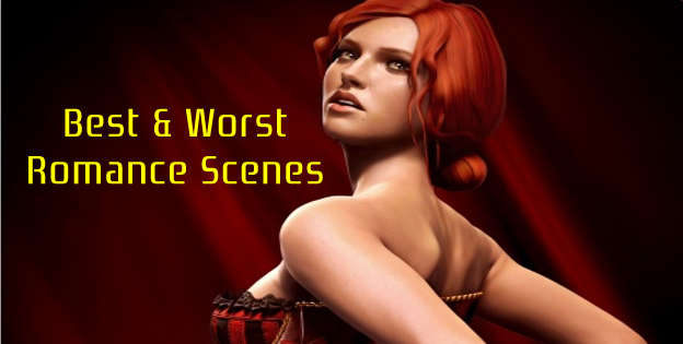 The Best And Worst Romance Scenes
