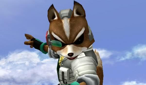 James McCloud (Star Fox series)