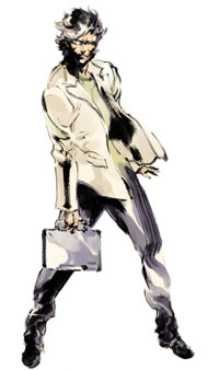Otacon (Metal Gear Solid Series)
