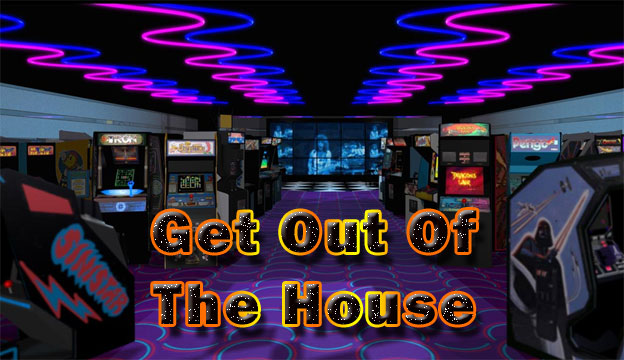 Cole's Corner - Get Out of the House