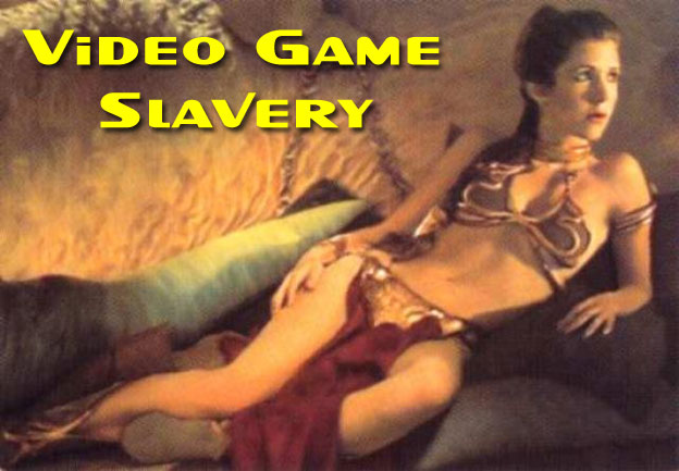 Cole's Corner - Video Game Slaves