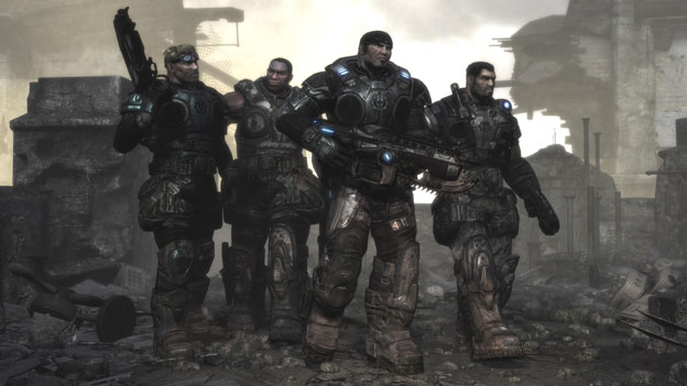 Co-Op of War - How Gears of War Is The Last Local Co-Op Shooter!