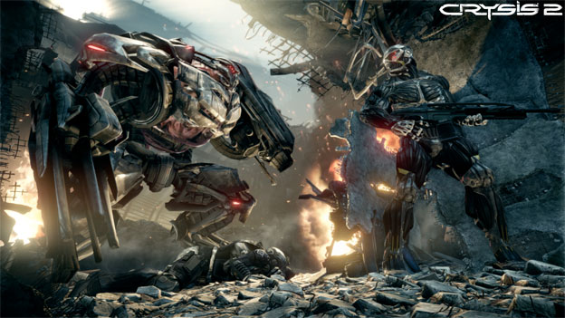 Crysis 2 Interview with Executive Producer Nathan Camarillo