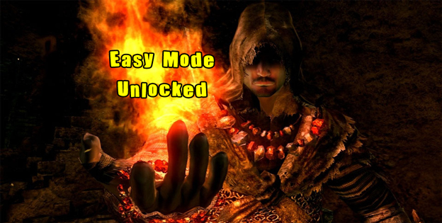 Dark Souls And The Easy Mode Debate