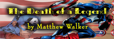 The Death of Captain America article