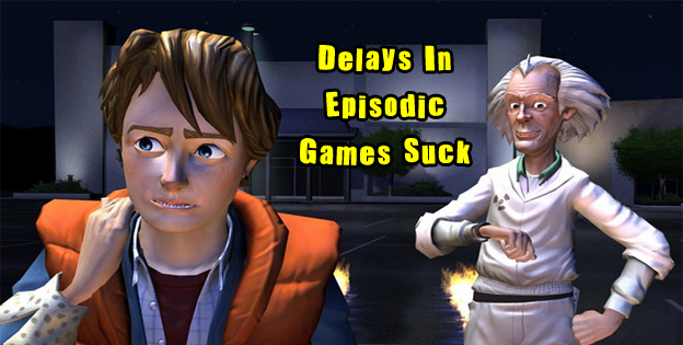 Delays In Episodic Games Suck