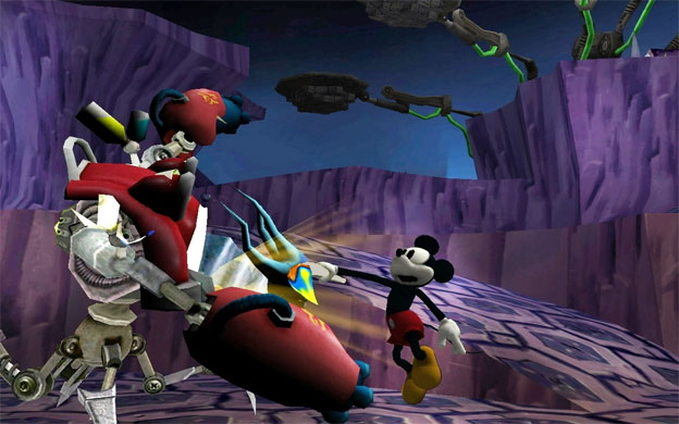 Disney Epic Mickey Developer Interview
