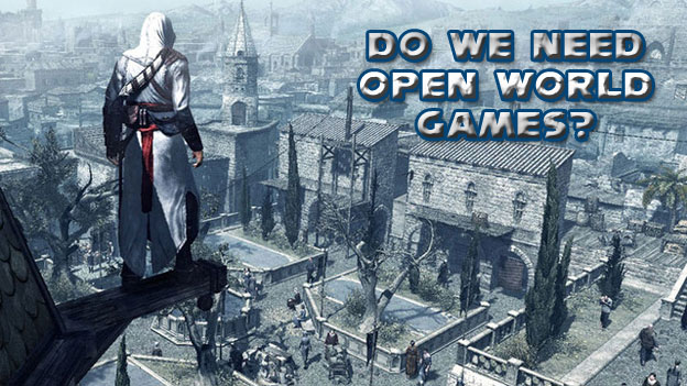 Do We Need Open World Games?