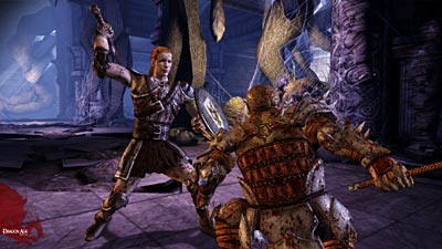 Dragon Age: Origins Interview