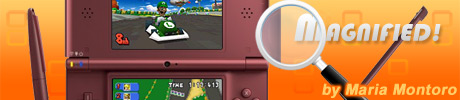 DSi XL: Magnified! article