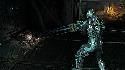 Most Anticipated Games of E3 2010 article - Dead Space 2